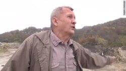 Сочи. Житель поселка Кудепста, экоактивист Владимир Иванов