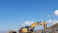 Վերսկսվել է «Հյուսիս-հարավ» մայրուղու Թալին-Գյումրի հատվածի շինարարությունը