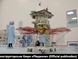 Український супутник «Січ-2-30»