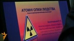 Богатирьова презентувала книгу «Атомні опіки людства»