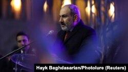 Premierul armean Nikol Pașinian