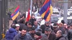 Протести вірменської опозиції в Єревані