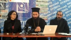 Архимандрит Дорофей о встрече со Вселенским Патриархом