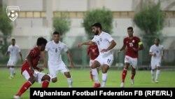 آرشیف، تیم ملی فوتبال افغانستان