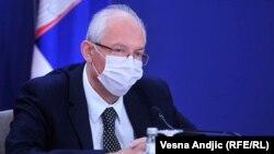 Српскиот епидемиолог и член на кризниот штаб, Предраг Кон