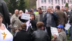 Боснія: протест через заборговану платню у приватизованій компанії