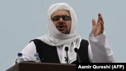 شیخ عبدالباقی حقانی سرپرست وزارت تحصیلات عالی