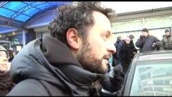 Илья Колмановский выступает в защиту прав гомосексуалов