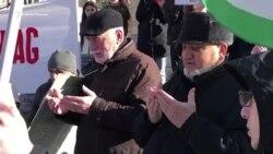 Чеченские мигранты осудили Россию
