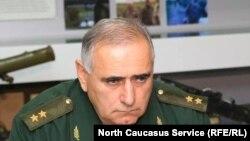 Министр обороны Абхазии Владимир Ануа
