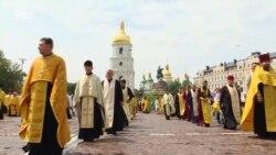 Навіщо нам підкорятися Москві? Кирилу, Путіну? Україна ніколи не буде покорена – вірянка УПЦ КП (відео)
