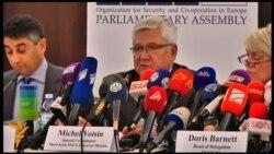 Міжнародні спостерігачі заявляють про порушення на виборах в Азербайджані