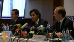 Кіраўнік місіі АБСЭ: «Засмучаны, што журналістаў зьбівалі»