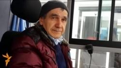 МахIачхъалаялъул къватIазде нахъе руссунел руго автобусал