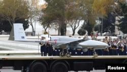 Bayraktar TB2 dronu dekabrın 10-da Bakıda hərbi paradda nümayiş olundu