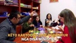 "Kartolina nga ""Down Syndrome Kosova"""