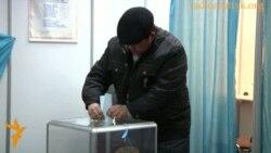 Выборы – 2012