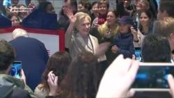 Клинтон Ню Йоркда овоз берди