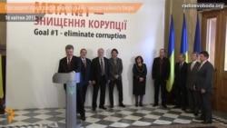 Президент представив директора Антикорупційного бюро