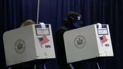 В США проходят промежуточные выборы (видео)