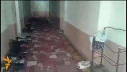 Школа в Восе, где нет условий
