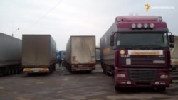 «Гуманітарні фури Ахметова» не пустили на Донбас