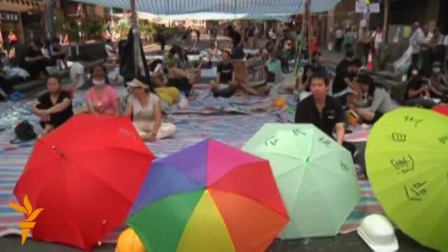 Гонконг: протесты стихают