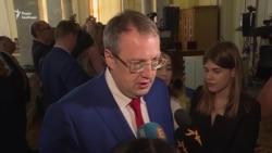 Опитування: народні депутати про виступ Порошенка в Раді – відео