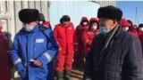 Kazakhstan - Aktobe oil workers strike