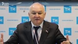"Гыйлметдинов: ""Азюркада компромисс табарга кирәк"""