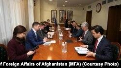 برگزاری سومین نشست همکاریهای اقتصادی تجارتی افغانستان و روسیه در مسکو