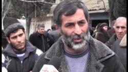 Çavuş Orxan Alıyevin atası: Oğlumu hərbi hissədə döyərək öldürüblər