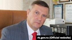 Экс-глава российской администрации Джанкоя Эдуард Селиванов