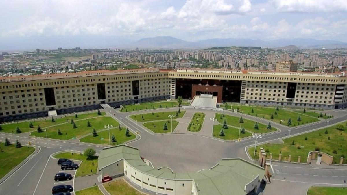 В Армении опровергли сообщения об обстреле азербайджанских позиций на Тавушском направлении