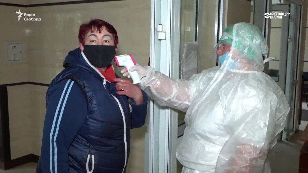 Львов: почти 100 медработников больницы скорой помощи заразились коронавирусом – видео