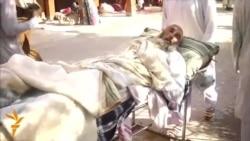 Peshawar Hospital Patients Demand End To Doctors Strike