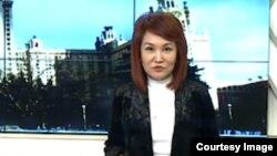 Чынара Усупбаева.