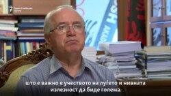 Референдумот сериозен моментум во историјата на Македонија