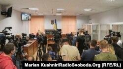 Суд по делу об убийстве Павла Шеремета, иллюстрационное архивное фото