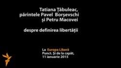 Astăzi la Europa Liberă: Punct și de la capăt