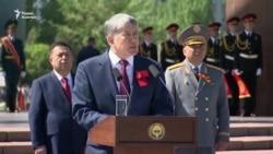 Атамбаев об истерии против мигрантов из Кыргызстана