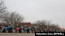Protestele agricultorilor