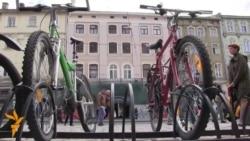 Lviv Gets Ukraine's First Bike-Sharing Scheme
