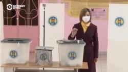 На президентских выборах в Молдове победила Майя Санду. Кто она? (видео)