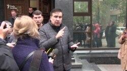 Саакашвілі назвав «бандитизмом» депортацію грузинів зі свого оточення