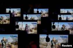 Видеоигры, представленные на выставке игровых программ и оборудования в Лос-Анджелесе