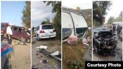 Кыргызстанда сегиз айда 497 адам жол кырсыгынан каза болду.