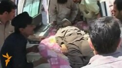 Dozens Killed In Bombing In Northwest Pakistan