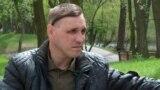 Громадянин України Олексій Чирній, колишній в'язень Кремля. Пережив катування і відбув сім років незаконного ув'язнення.