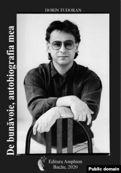 Moldova, Dissident and Romanian poet Dorin Tudoran, book cover, 11 December 2020